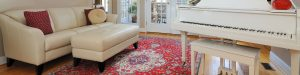 Oriental Rugs Clean and Restored