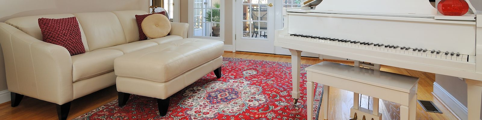 Khouri's Oriental Rug Cleaning